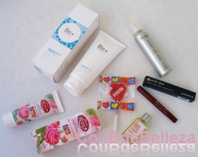 GlossyBox Enero